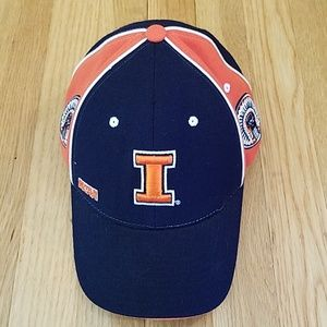 ILLINOIS NCAA HAT